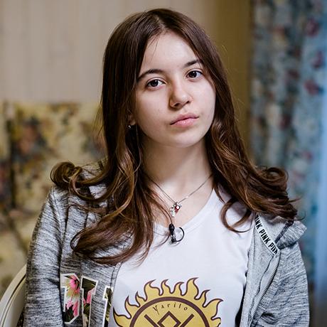 Даша Хадуева