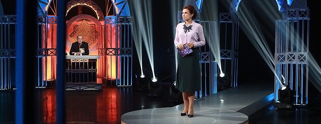 Актриса Екатерина Волкова часто ездит голой в троллейбусе... во сне