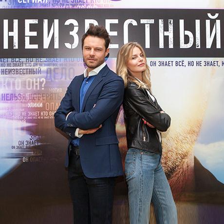 """Премьера! """"Неизвестный"""" с 15 мая в 19:30"""