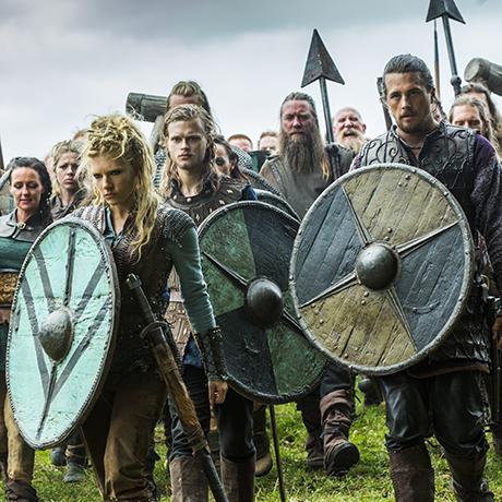 Путешествие в страну викингов