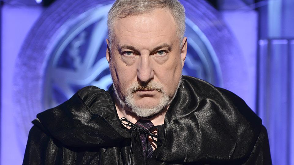 Виктор Колкутин – криминалист