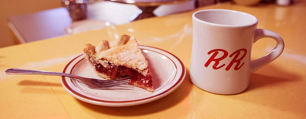 Легендарный вишневый пирог из Твин Пикса