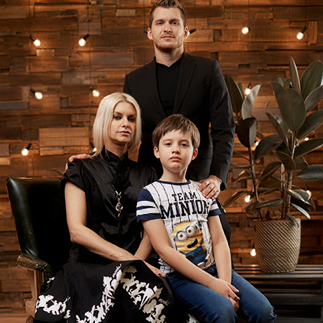 Что Татьяна Ларина скрывает от сына?