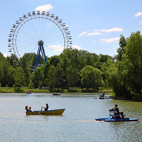 Что ждет тебя в Измайловском парке 9 июля?