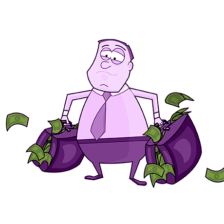 Кто украл деньги?