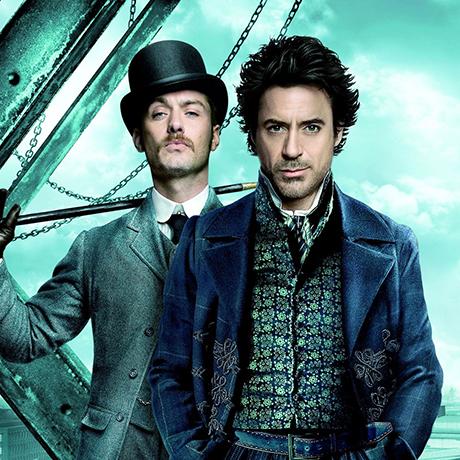 Встреча с Шерлоком Холмсом