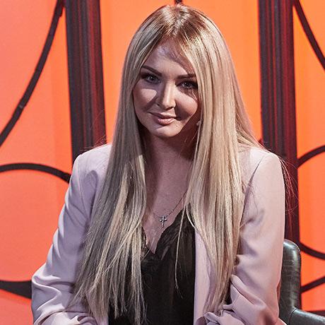 """Дарья Пынзарь, блондинка из """"Дома-2"""", в эту пятницу в шоу """"Человек-невидимка"""""""