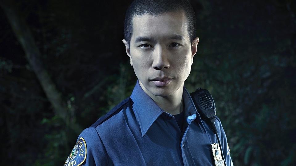 Дрю Ву / Сержант полиции