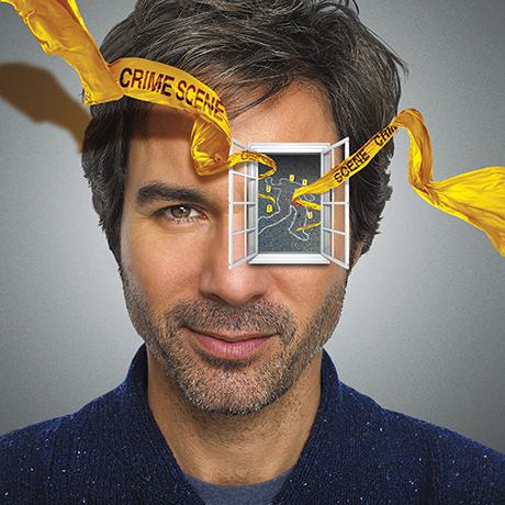 Галлюцинации помогают ему ловить преступников