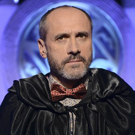Борис Акимов – хиромант