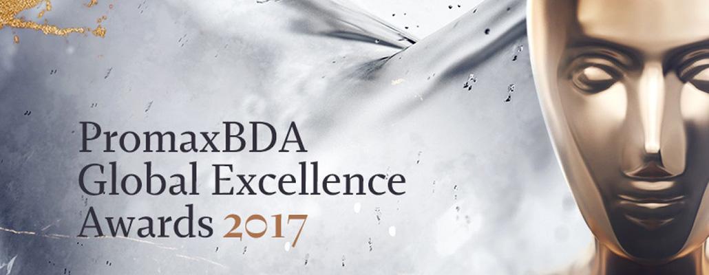 ТВ-3 стал призером престижной международной премии Promax. Global Excellence Awards 2017