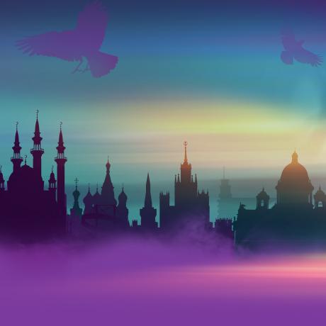 О проекте: Тайны городов