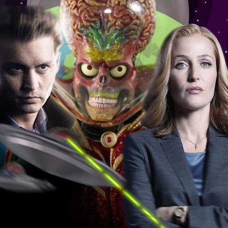 Инопланетная неделя на ТВ-3